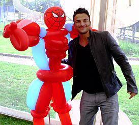 Tony Twist & Peter Andre