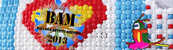 Balloon Artists Meeting Convention
