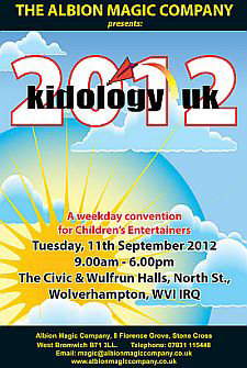 Kidology Magic Convention